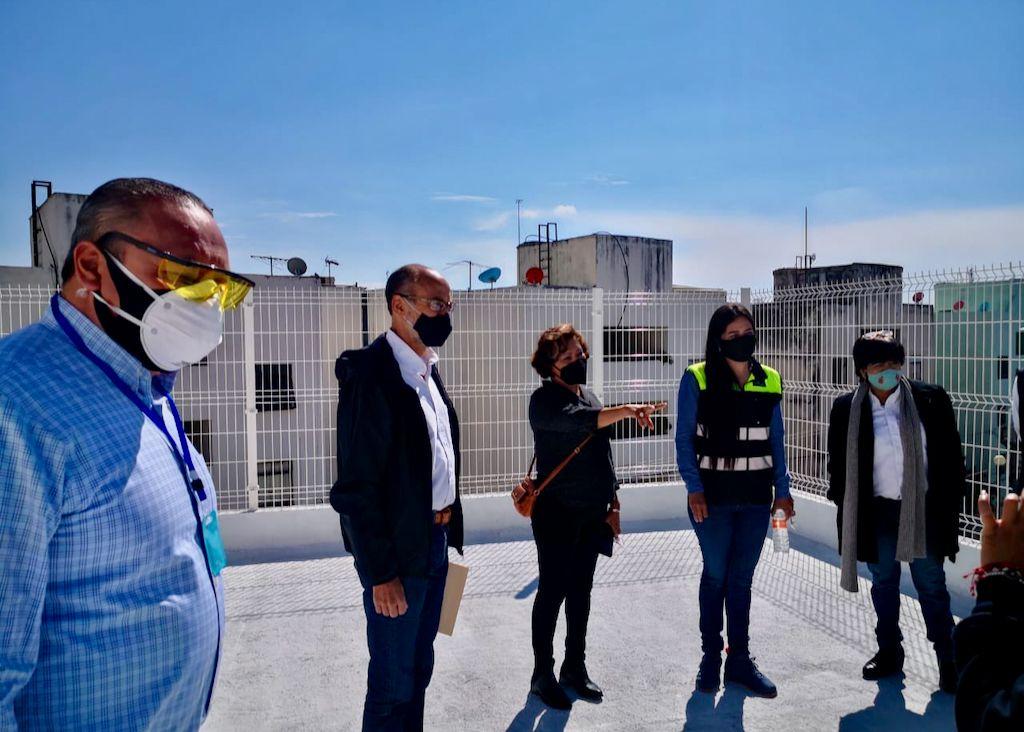 Entregan Sedatu y Conavi edificios reconstruidos tras sismo en Atlixco, Puebla
