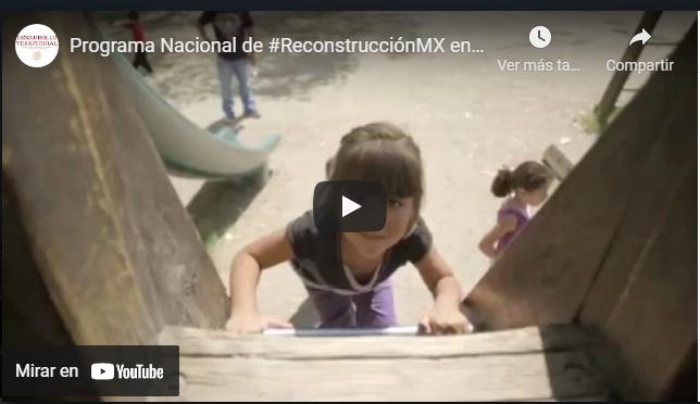 Programa Nacional de #ReconstrucciónMX en #Oaxaca